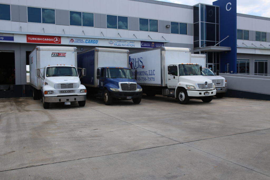 Ingram texas transportation services